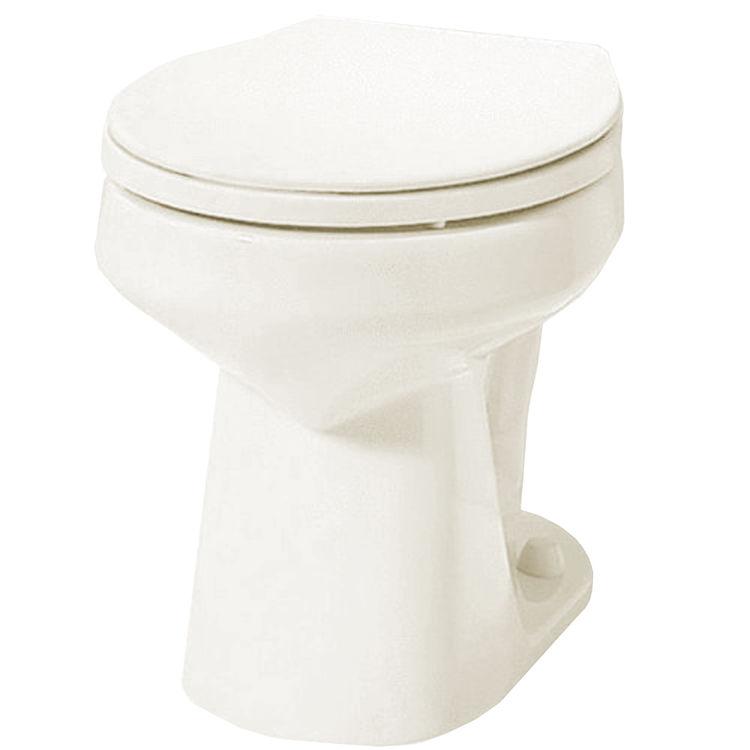 Mansfield 4137-BISC Mansfield 4137-BISC Biscuit Alto ADA Elongated Toilet Bowl