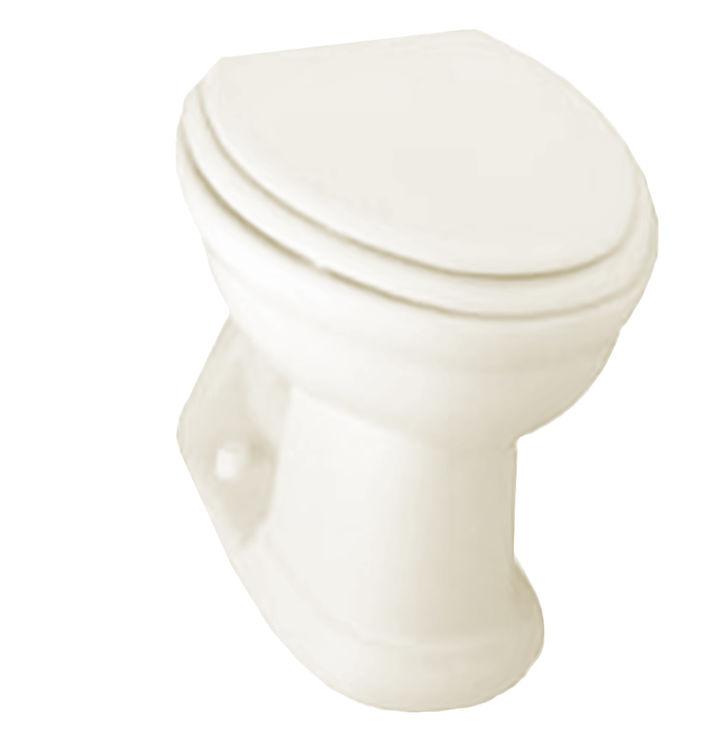 Mansfield 4197-BISC Mansfield 4197-BISC Biscuit Waverly ADA Elongated Toilet Bowl