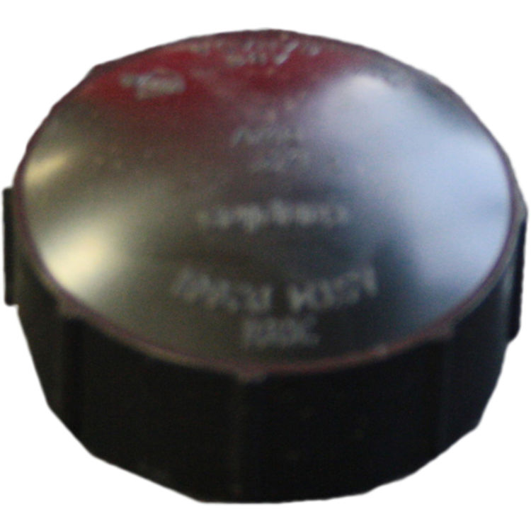Commodity  1-1/2 Inch ABS Threaded Cap, ABS Construction