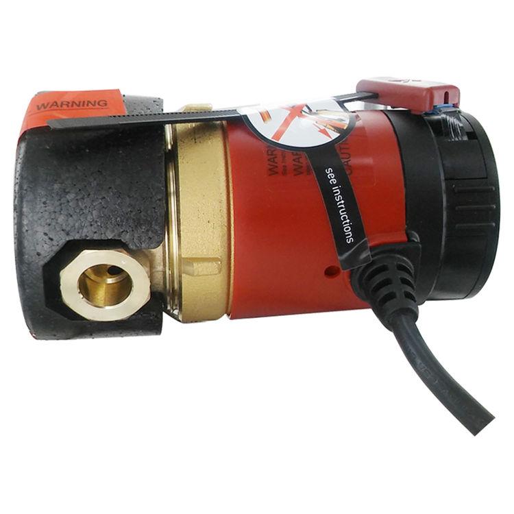 Grundfos 98420206 Grundfos UP10-16 PM B5/LC Comfort PM Recirculating Pump, 115V, 1/2 Sweat, 6' line cord, 98420206