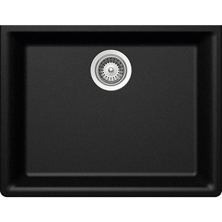 Schock GAXN100YU097 Schock GAXN100YU097 Magma Galaxy-Series Undermount Single-Bowl Kitchen Sink