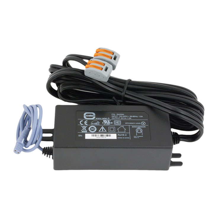Chicago Faucet EQ-005JKNF Chicago Faucets EQ-005JKNF EQ  Transformer Hard-wire, Multi-use Unit for EQ Series electronic faucets