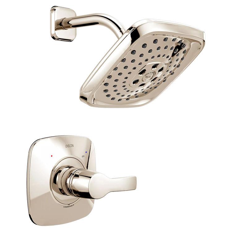 Delta T14252-PN Delta T14252-PN Polished Nickel 14 Series Shower Only Trim