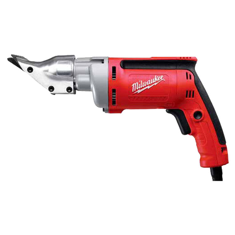 Milwaukee 6852-20 Milwaukee 6852-20 Heavy Duty Corded Swivel Power Shear, 6.8 A
