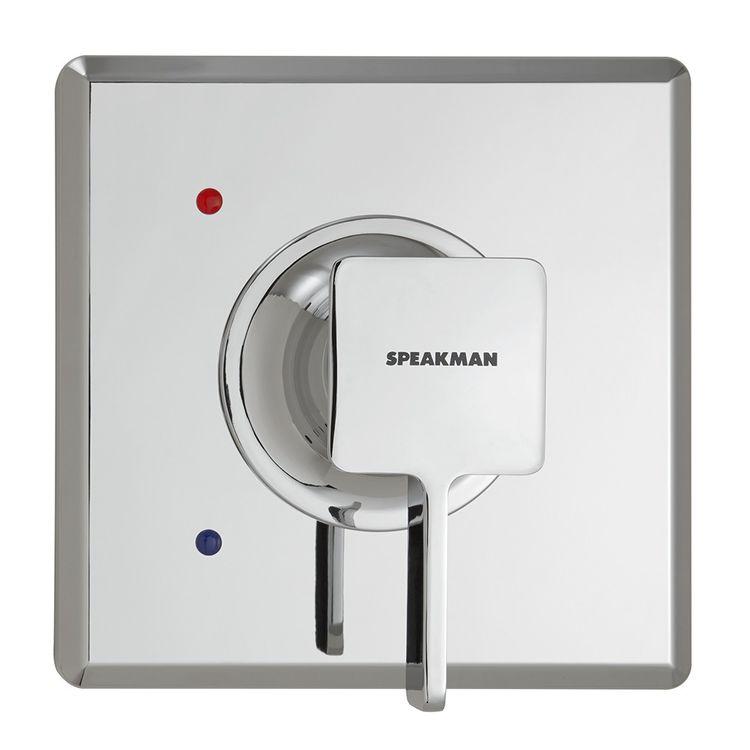 Speakman CPT-1300-UNI Speakman CPT-1300-UNI The Edge Universal Valve Trim, Chrome