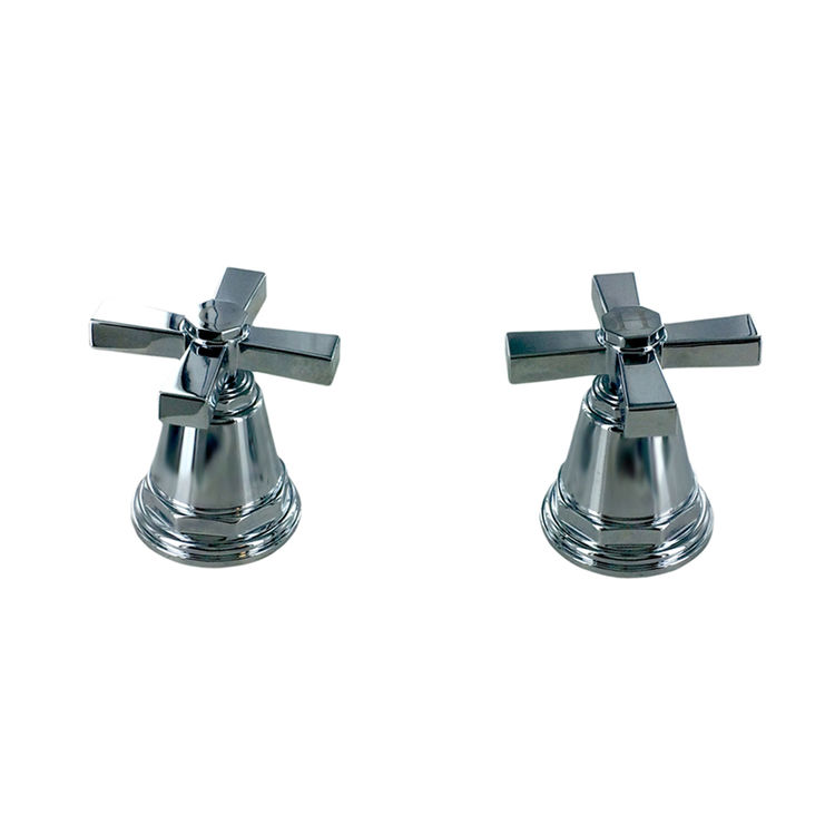 Kohler T13141-4A-CP Kohler K-T13141-4A-CP Polished Chrome Pinstripe Pure Bath Trim