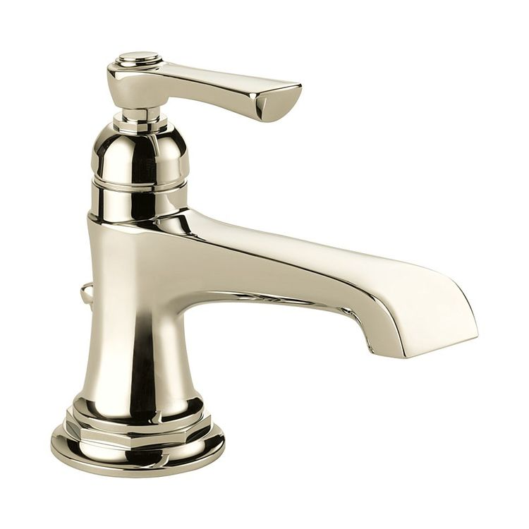 View 2 of Brizo 65060LF-PN Brizo 65060LF-PN Polished Nickel Rook One Handle Lavatory Faucet