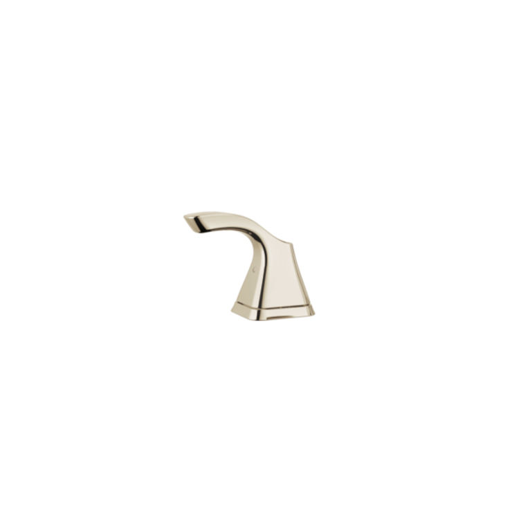 View 2 of Delta RP78518PN Delta RP78518PN Tesla Roman Tub Handle Assembly, Polished Nickel