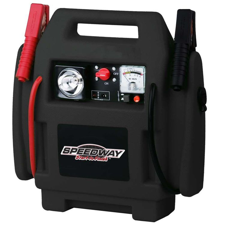 View 2 of Nati 7226 Speedway 7226 4-in-1 Power Station Jump Starter, 12 VDC, 400 A