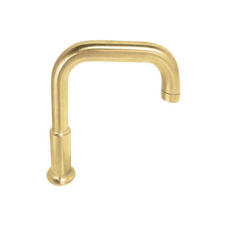 View 3 of Kohler T14428-3-BGD Kohler K-T14428-BGD Brushed Gold Purist Deck-Mount Bath Faucet