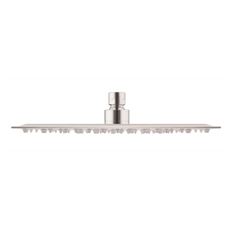 Pulse 2001-200P Pulse 2001-200P 8-inch Island Falls Rain Fall Showerhead, Polished Stainless Steel