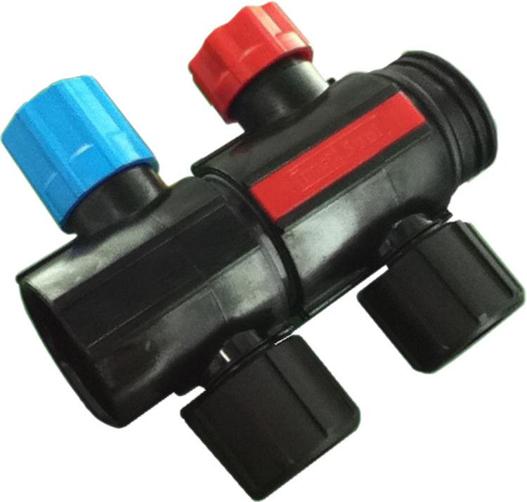Heatlink 78400 Heatlink 78400 Twistseal Supply & Return Module