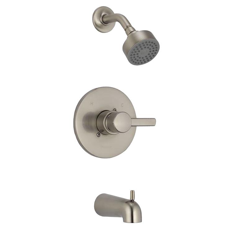 Peerless PTT188792-BN Peerless PTT188792-BN Brushed Nickel Apex Tub/ Shower Trim