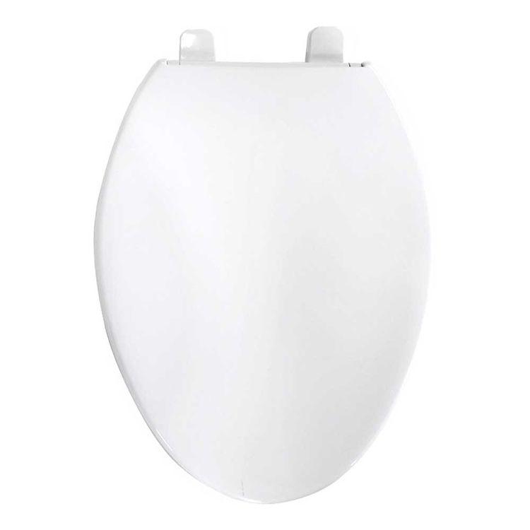 Fantastic Kohler K 4636 0 Cachet Eb Seat Q3 Advantage Quick Rel White Inzonedesignstudio Interior Chair Design Inzonedesignstudiocom