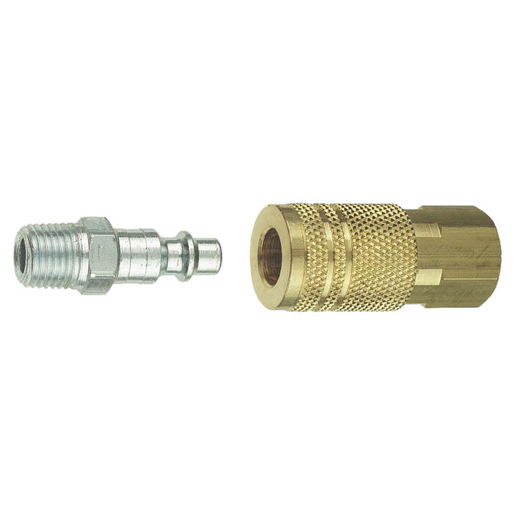 Tru-Flate 13-201 Tru-Flate 13-201 Coupler/Plug Set, 2 Pieces, 300 psi