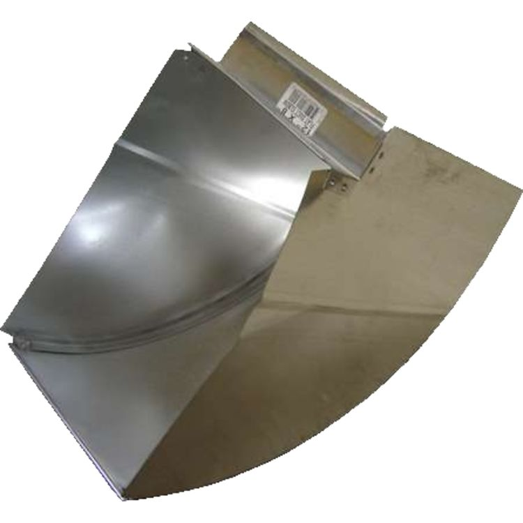 Southwark  SWDUCTL 12X8 12X8 FLAT DUCT ELBOW