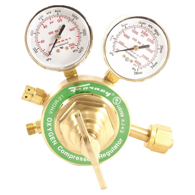 Forney 87100 Forney 87100 Regulator Oxygen 2-1/2In 450