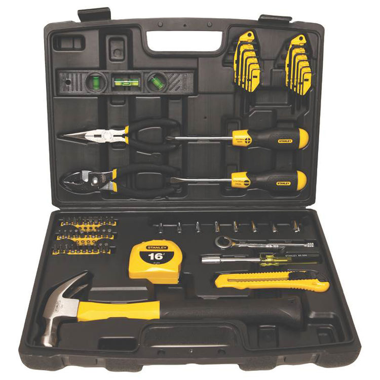 Stanley 94-248 Stanley 94-248 Homeowner\'s Tool Kit, 65 Pieces