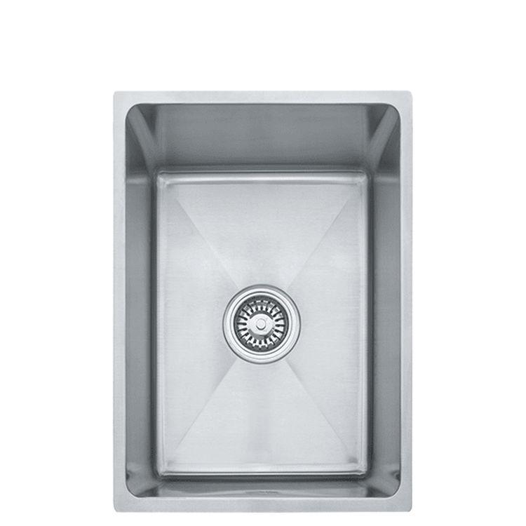 Franke PSX110138 Franke PSX110138 Single Bowl Undermount Stainless Undermount Sink - Stainless
