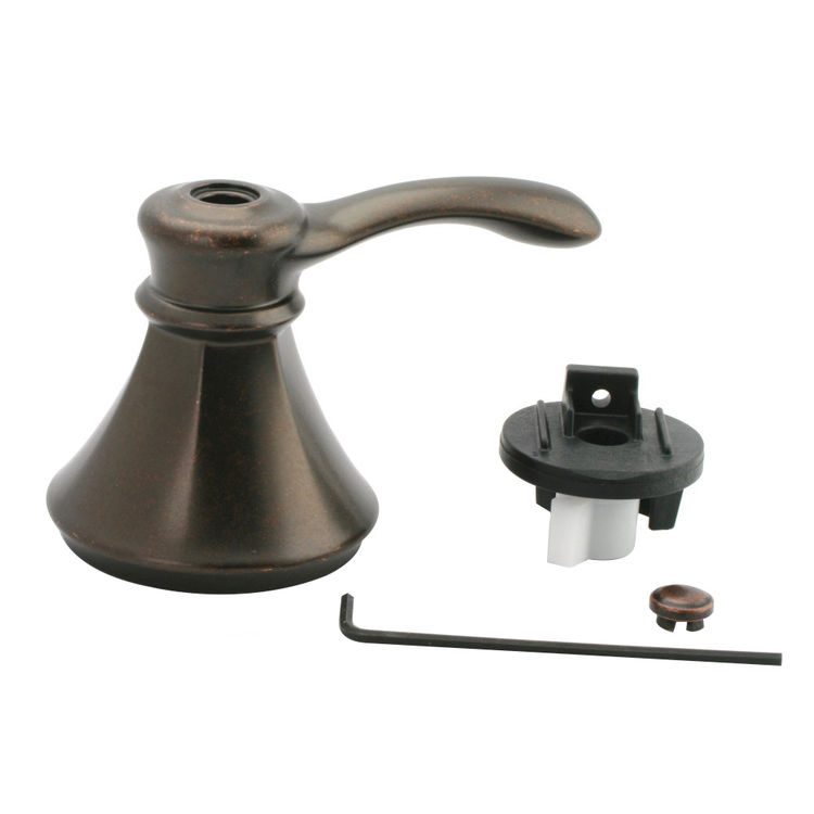 Moen 134938ORB Moen 134938ORB Part Vestige Lever Handle Kit, Oil Rubbed Bronze