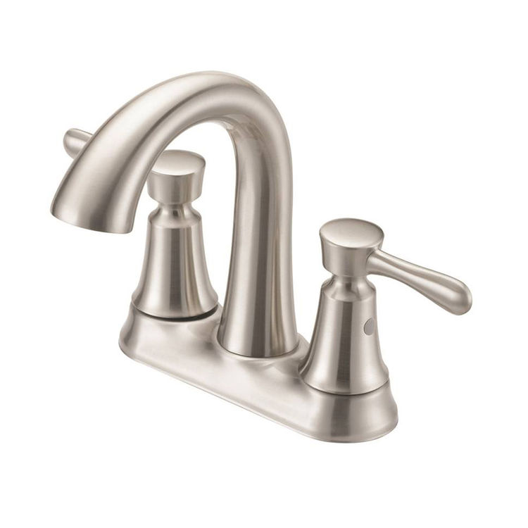 Boston Harbor F51B0035NP Boston Harbor F51B0035NP Lavatory Faucets, Two Handle, Br. Nickel