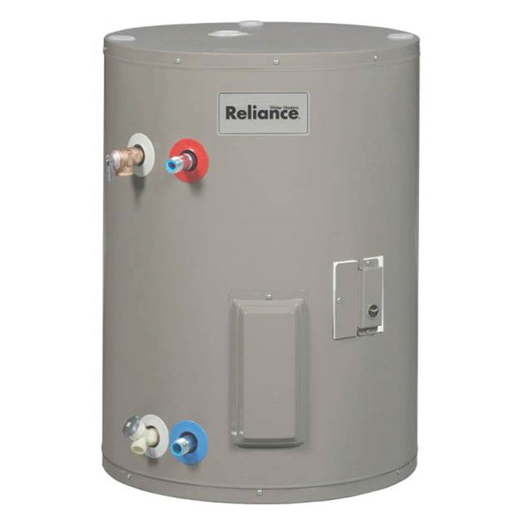 Reliance 6 30 EOMBS E Reliance 6 30 EOMBS E Compact Electric Water Heater With Blanket, 240 V, 4500 W, 30 gal Tank, 21 gph Recovery