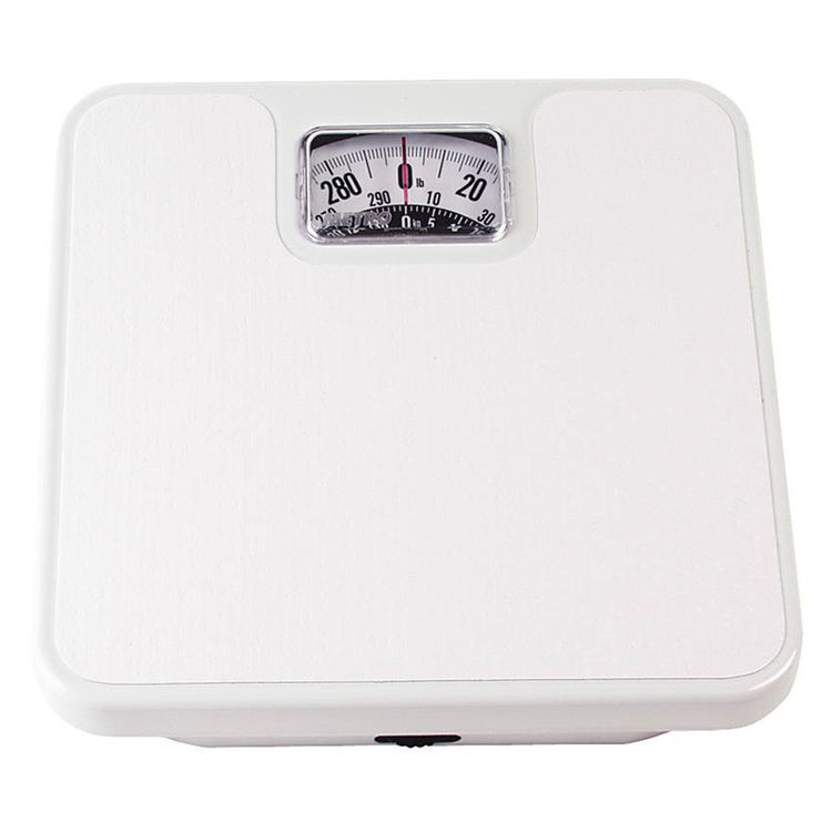 Taylor Precision 20044014 Taylor Basic 20044014 Mechanical Bath Scale, 300 lb, Analog