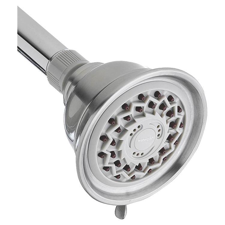 WaterPik VAT-319 Water Pik VAT-319 Showerheads, Fixed Mount, Br Nickel