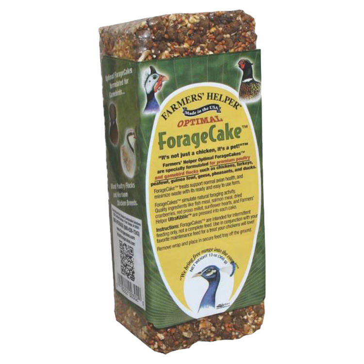 C&S Products CS08302 C&S Products Farmers Helper Optimal Forage Cake, 13 oz