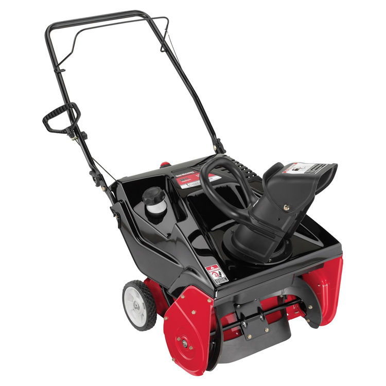 MTD 31A-2M1E700 MTD 31A-2M1A700 Fully Assembled Snow Thrower, 21 in Clearing, 123 cc, OHV, 4-Cycle Engine
