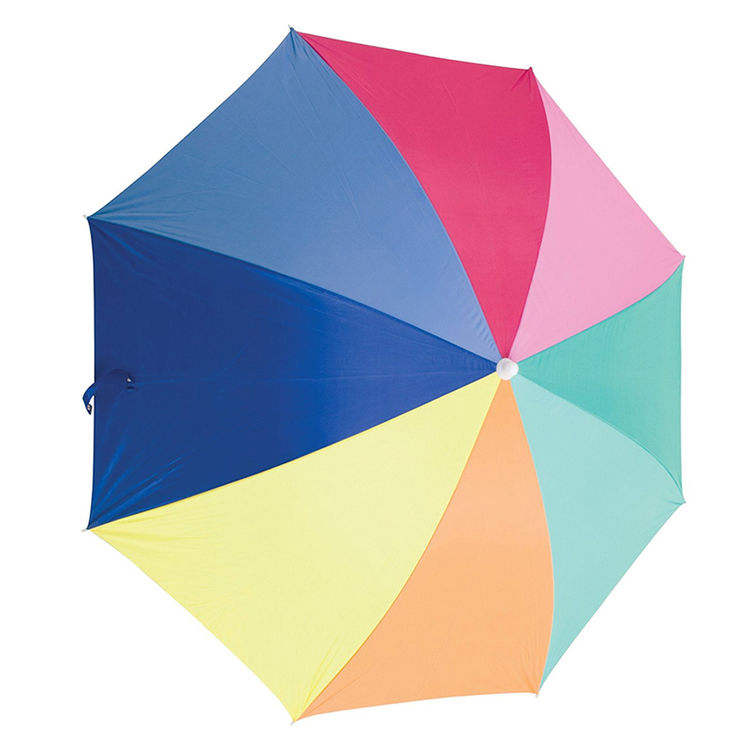Rio UB44-775-OG RIO UB44-775-OG Outdoor Furniture Umbrella, Multi-Color