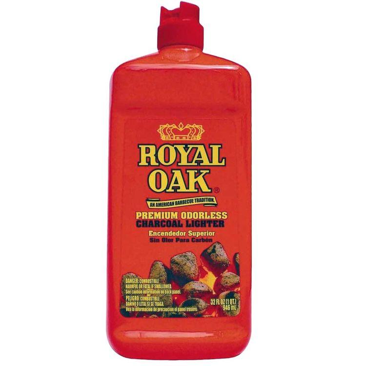 Royak Oak 200-294-065 Royal Oak 200-294-065 Charcoal Lighter Fluid, 32 oz