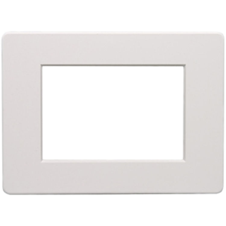 LuxPro WP111 Lux Pro WP111 Wall Plate For PSD111 And PSDH121