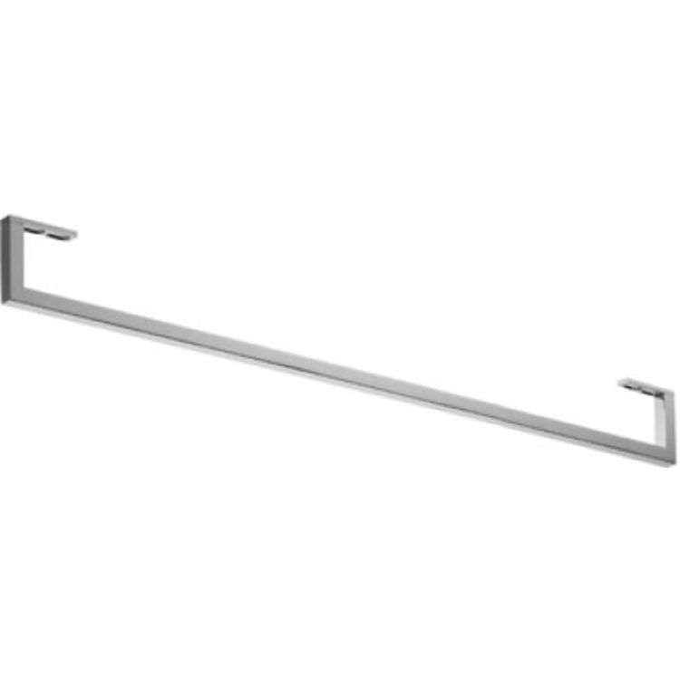 View 2 of Duravit 30371000 Duravit 0030371000 2nd Floor Towel Rail for Bathroom Sink 045460 and 235060 in Chrome