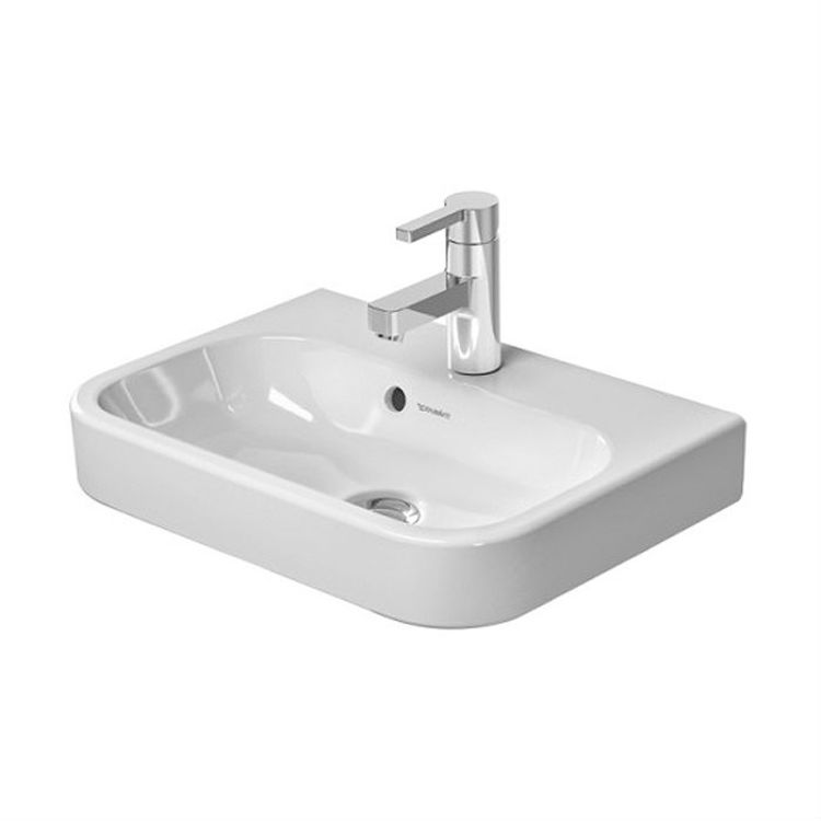 View 2 of Duravit 0710500000 Duravit 0710500000 Happy D.2 19 5/8