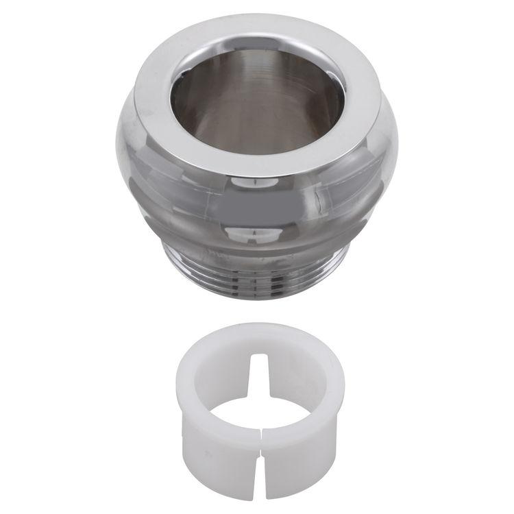Delta RP37022 Chrome Bonnet, Washer & Retainer Clip Set - Part