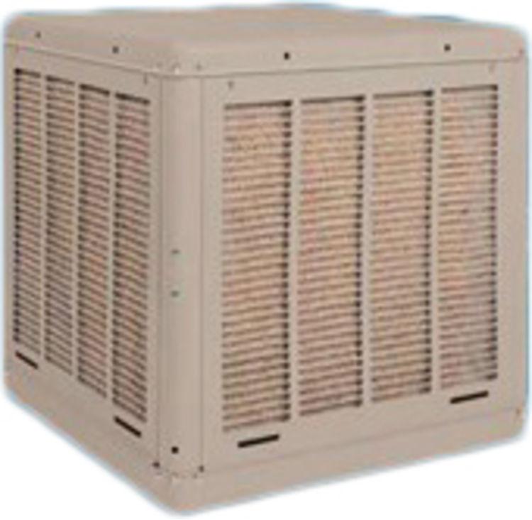 Evaporative Cooler Cabinet 4000/4500 CFM Down Cabinet Only