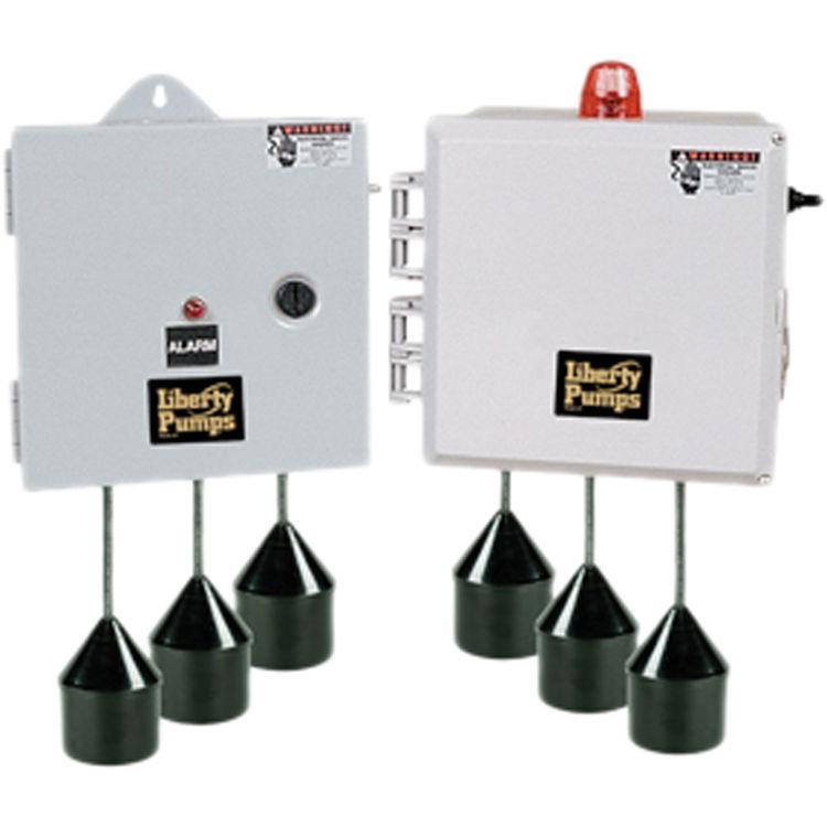 Liberty SX34=3-511 Liberty Pumps SX34=3-511 SX-Series Simplex Pump Control with Alarm