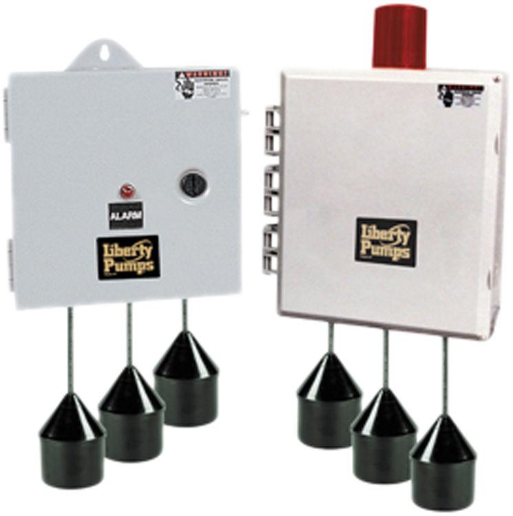 Liberty AE34=3-131 Liberty Pumps AE34=3-131 AE-Series Duplex Pump Control with Alarm