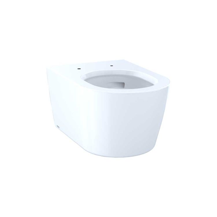 Toto CT447CFG#01 TOTO CT447CFG#01 RP Wall-Hung Toilet Bowl Only - Cotton White