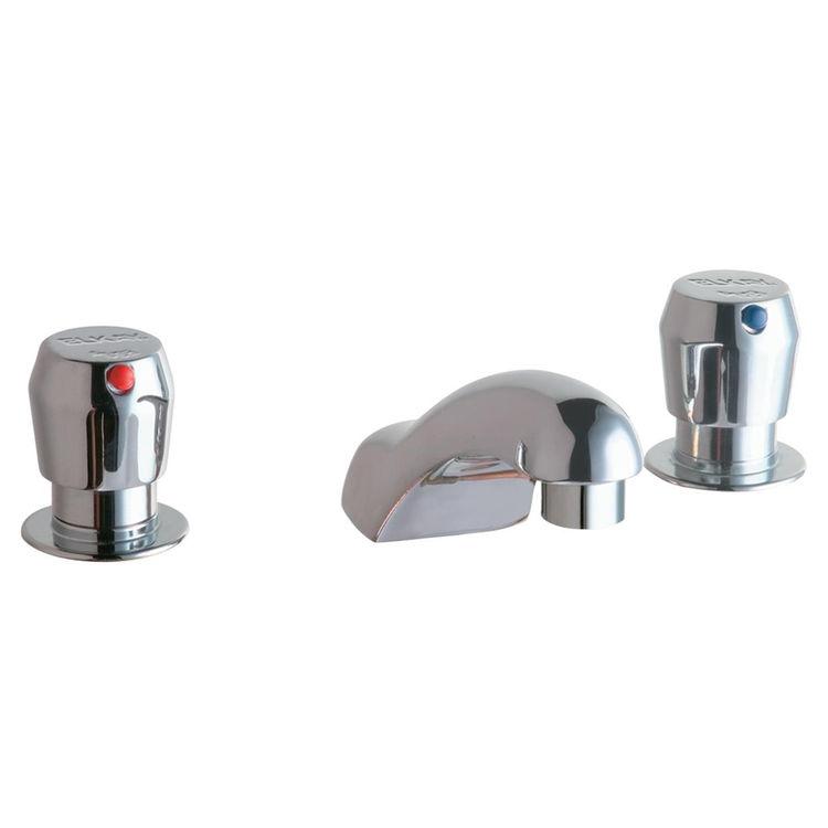 Elkay Lk651 Metering Commercial Faucet Plumbersstock