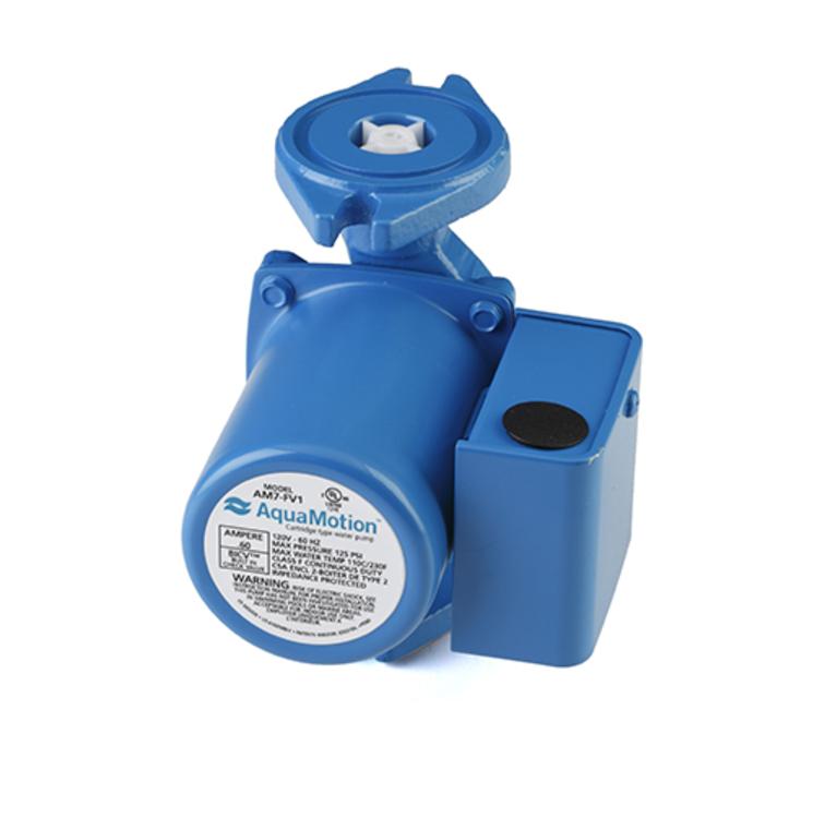 Aquamotion AM5-FV1 AquaMotion AM5-FV1 Circulator Pump, Cast Iron - W/ Check Valve