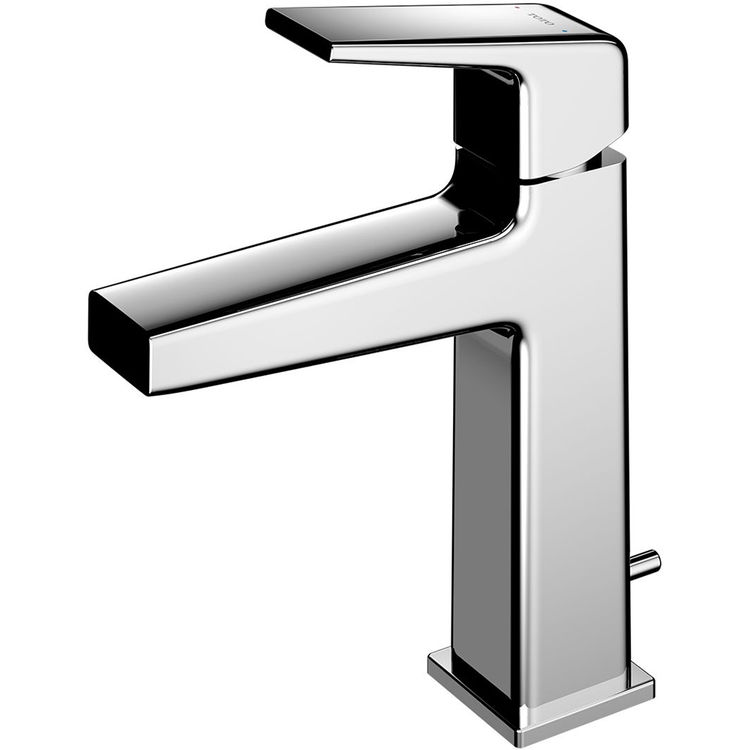 Toto TLG10301U#CP TOTO GB 1.2 GPM Single Handle Bathroom Sink Faucet with COMFORT GLIDE Technology, Polished Chrome - TLG10301U#CP