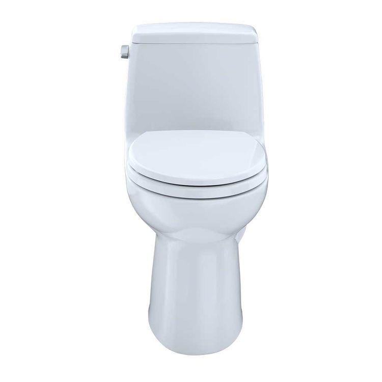 Toto Ultramax One Piece Elongated 1 6 Gpf Toilet Cotton White Ms854114s 01