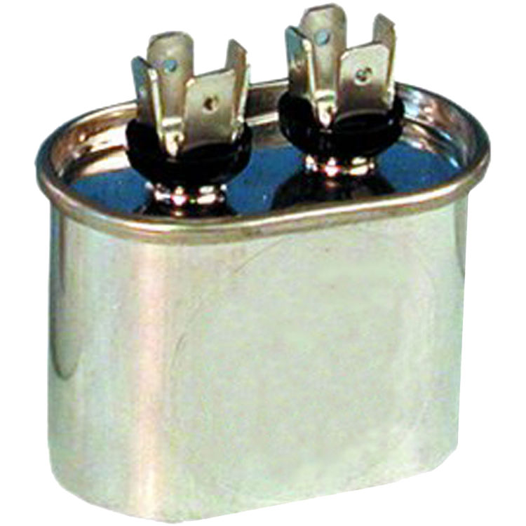 View 3 of Nordyne 01-0004 PARTNERS CHOICE 01-0004 SINGLE RUN CAPACITOR 10/370 OVAL