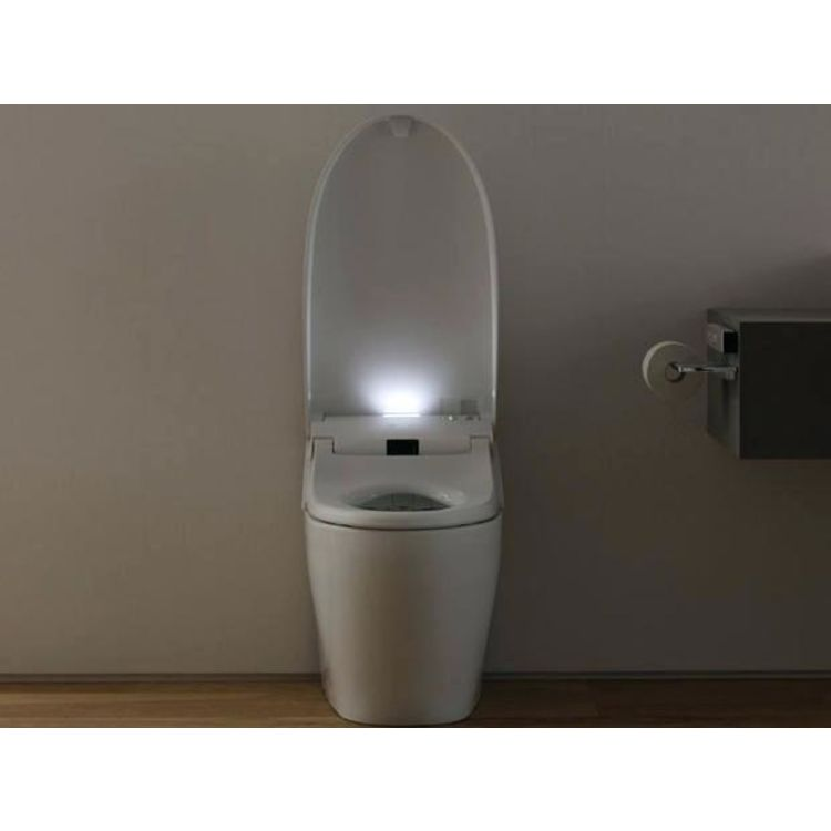 View 5 of Toto MS992CUMFG#01 TOTO Neorest 700H Dual Flush Toilet - 1.0 or 0.8 GPF, Cotton White - MS992CUMFG#01