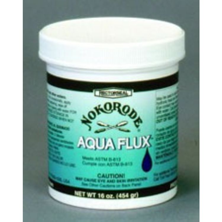 View 3 of Rectorseal 74047 16 Ounce Aqua Flux Water Soluable Type