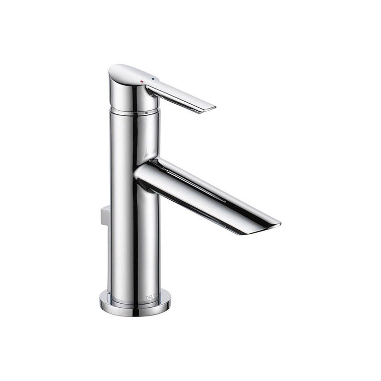 View 3 of Delta 561-HGM-DST Delta 561-HGM-DST Compel Single Handle Lavatory Faucet, Chrome