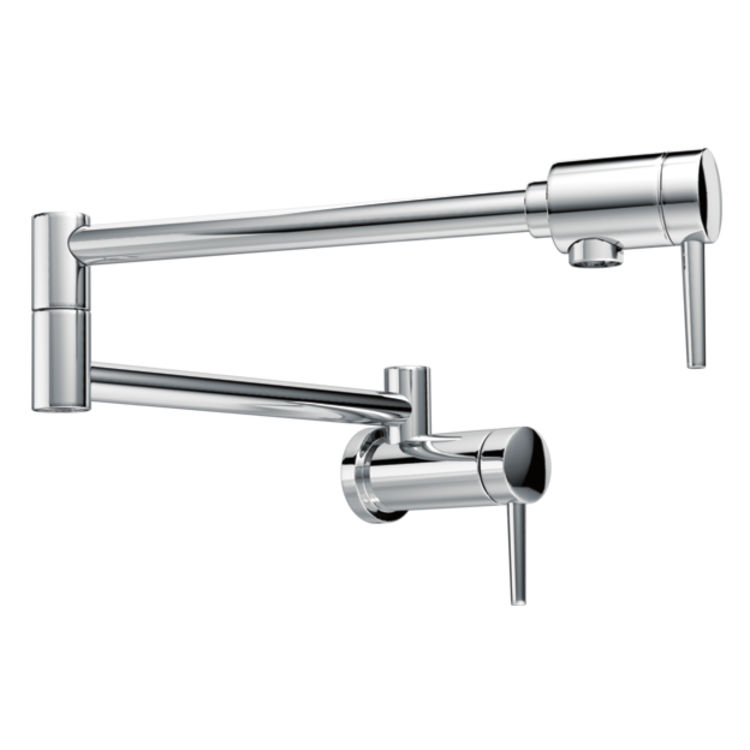 View 4 of Delta RP76953 Delta RP76953 Handle with Valve Cartridge, Chrome