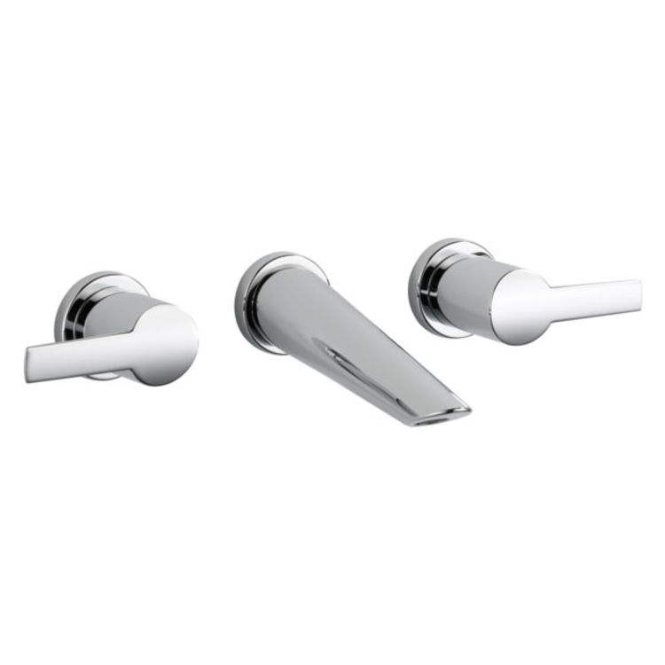 View 4 of Delta RP79435 Delta RP79435 COMPEL Wall Mount Handle Kit - Chrome